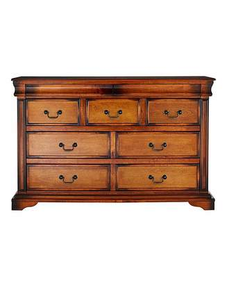 Fashion World Burleigh 3 Over 4 Drawer Chest