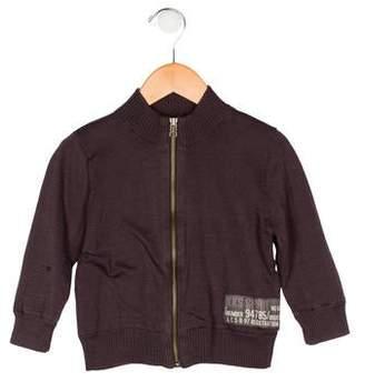 Ikks Boys' Knit Jacket