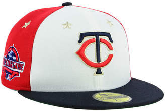 best authentic 5bbb4 297e9 New Era Boys  Minnesota Twins All Star Game w Patch 59FIFTY Fitted Cap