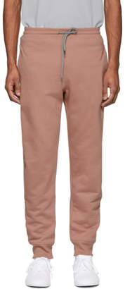 Paul Smith Pink Tapered Lounge Pants