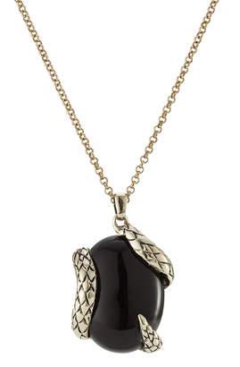 Roberto Cavalli Necklace with Semi-Precious Stone