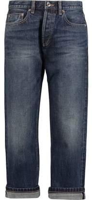 Marc by Marc Jacobs Annie Cropped Boyfriend Jeans