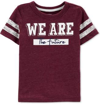 Carter's Toddler Boys Future-Print T-Shirt