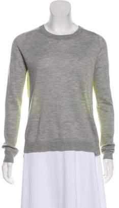 Mason Silk-Accented Cashmere Sweater