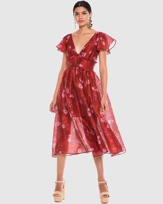Talulah Dahlia Midi Dress