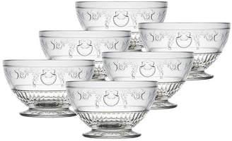 La Rochere Versailles 21-ounce Bowl, Set of 6