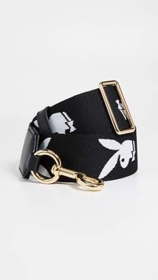 Marc Jacobs Playboy Webbing Handbag Strap