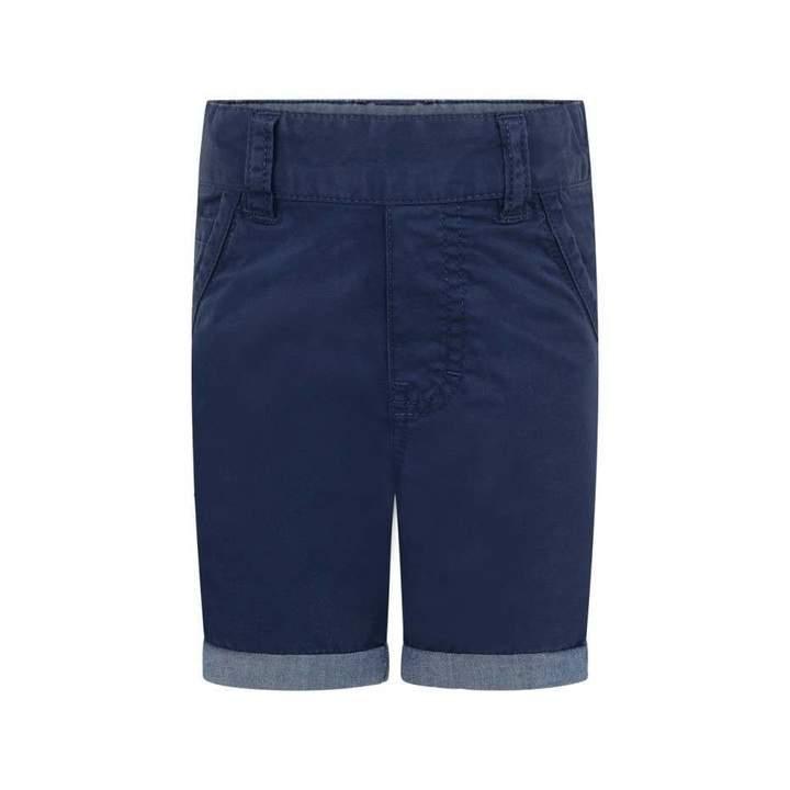 TimberlandBaby Boys Navy Bermuda Shorts