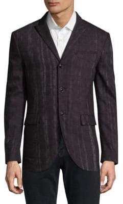 John Varvatos Slim-Fit Buttoned Jacket