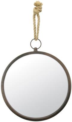 Stonebriar Collection Medium Nautical Wall Mirror