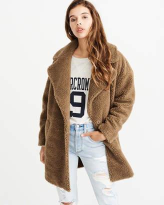 Abercrombie & Fitch Cozy Coat