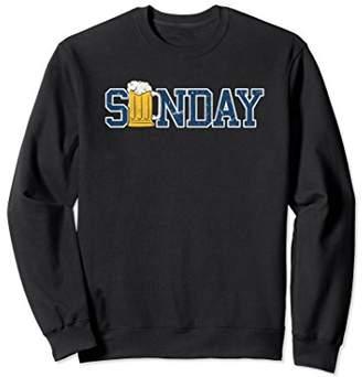 Hybrid Sunday is for Beer Sweatshirt