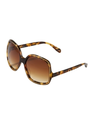 Oliver Peoples Tayla Oversized Sunglasses