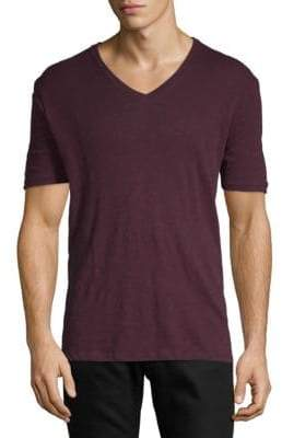 ATM Anthony Thomas Melillo V-Neck Military T-Shirt