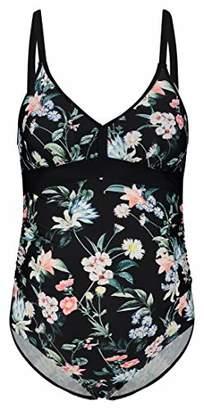b5207da2da67b Esprit Women's Swimsuit AOP Maternity Swimming Suit,8 (Size: ...