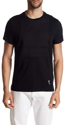 Religion Belter Pleated Bib Tee