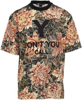 Y-3 Y 3 Adidas Y3 Tshirt All Over Print