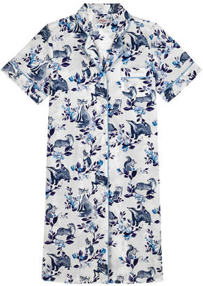 Cath Kidston Badgers And Friends Nightshirt