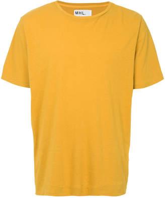 Margaret Howell short-sleeve fitted T-shirt