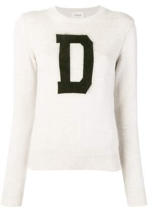 Dondup intarsia knit sweater