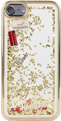 Harrods x Skinnydip Glitter iPhone 6/7/8 Case