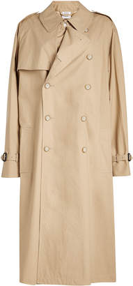 Vetements x Mackintosh Oversized Trench Coat