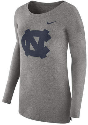 Nike Women's North Carolina Tar Heels Cozy Long Sleeve T-Shirt