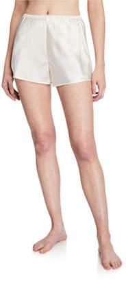 Ginia French Silk Knicker Shorts
