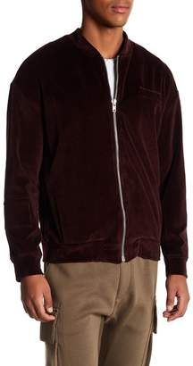 True Religion Mandarin Collar Zipper Sweater
