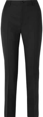 Vivienne Westwood - Serge Wool-twill Straight-leg Pants - Black