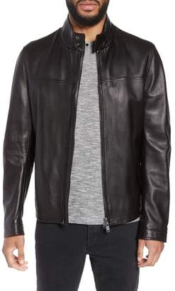BOSS Nerous Leather jacket