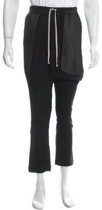 Rick Owens Faun Silk Lounge Pants
