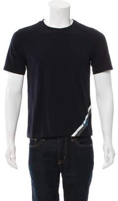 Louis Vuitton Embroidered Logo T-Shirt