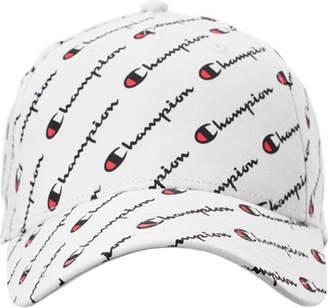 United Legwear Champion Allover Print Classic Twill Snapback Hat