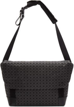 Bao Bao Issey Miyake Black Sling Messenger Bag