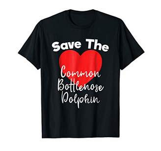 Save The Common Bottlenose Dolphin Shirt