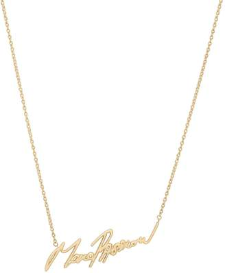 Stephen Webster Yellow Gold More Passion Pendant