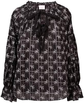 Cinq à Sept Romy wildflower blouse