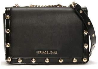 at Daniel Footwear · Versace Array Medium Black Cross-body Bag c442b73266