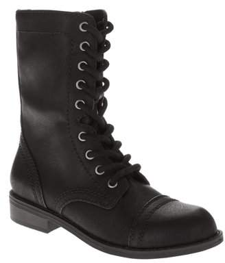 Faded Glory Women's Combat Boot