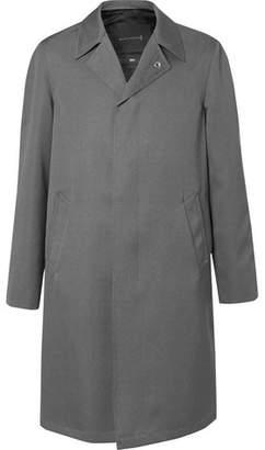 MACKINTOSH 0002 Mélange Wool Raincoat