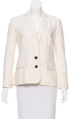 Diane von Furstenberg Tailored Wool Blazer