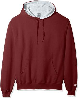 Champion Men's Cotton MAX Pullover Hoodie