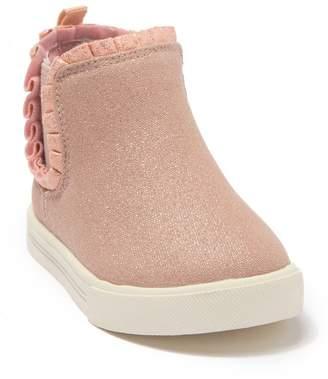 Osh Kosh OshKosh Roxa Ruffle Sneaker Boot (Toddler)