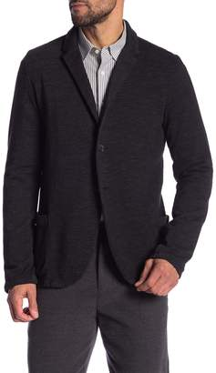 Velvet by Graham & Spencer Marble Fleece Blazer