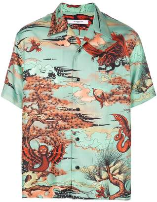 Givenchy (ジバンシイ) - Givenchy Mystical Creatures シャツ