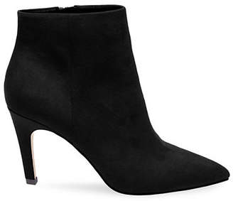 Lord & Taylor DESIGN LAB Blair Point Toe Heeled Ankle Boots