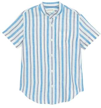 J.Crew crewcuts by Stripe Linen Shirt