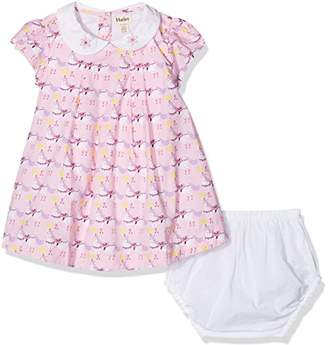 Hatley Baby Girls' Mini Collared Dress,3-6 Months