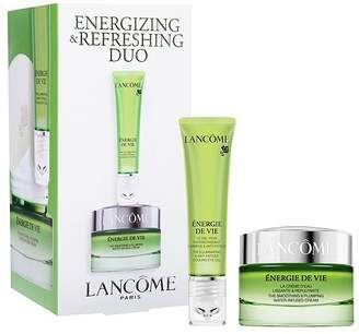 Lancome Energie De Vie Energizing and Refreshing Duo